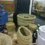 Pletení z novinových ruliček