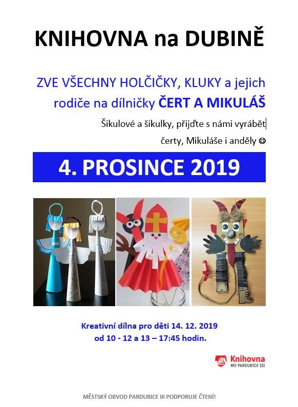 4.12.2019 Mikuláš