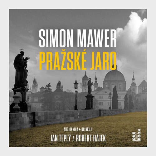 Audiokniha-Prazske-jaro-Simon-Mawer
