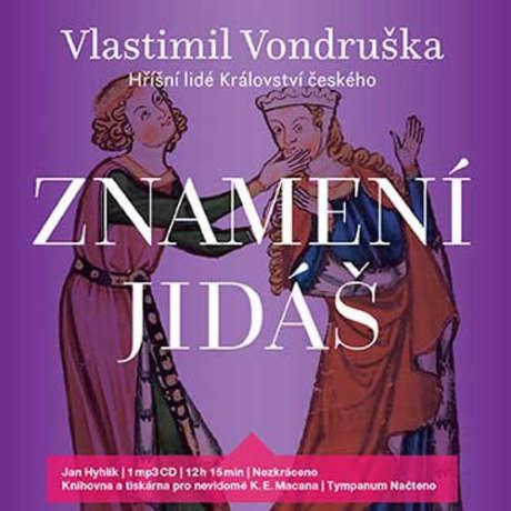 Audiokniha-Znameni-Jidas-Vlastimil-Vondruska