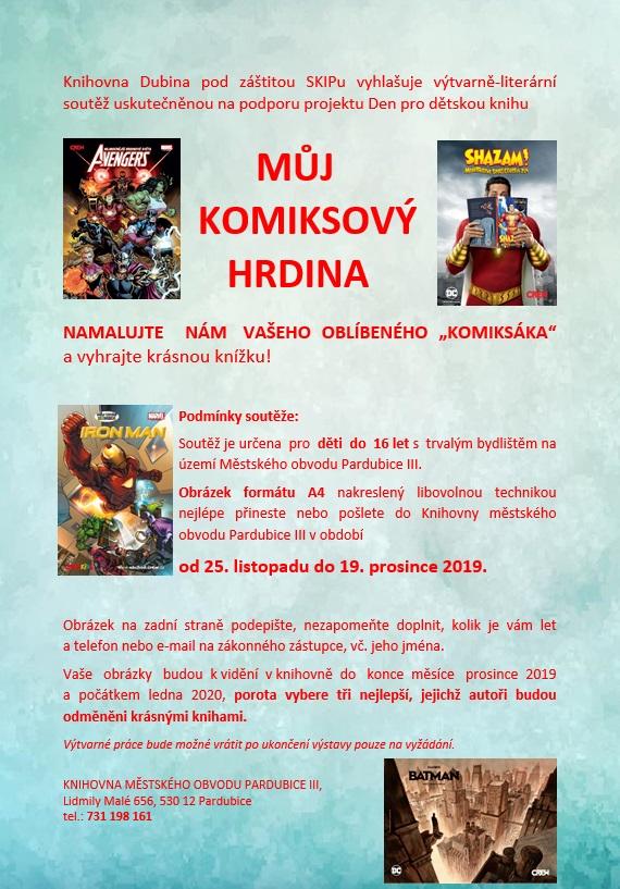 Výtvarná soutěž_Den pro dětskou knihu